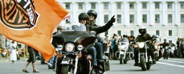 Harley-Days Sankt Petersbug