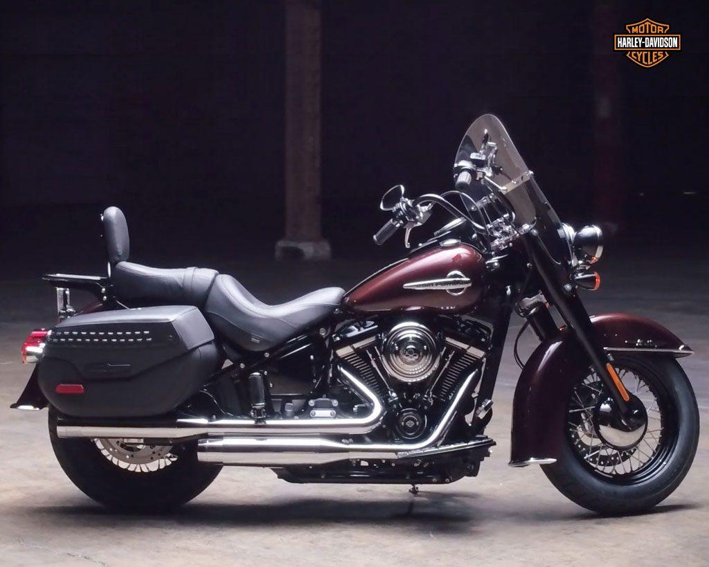 SOFTAIL-2019 | Harley-Davidson Hamburg