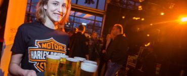 Afterwork Bierchen Harley Nord