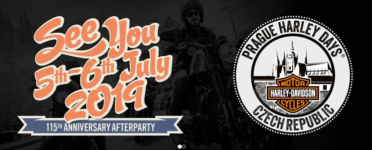 Harley-Days Prag