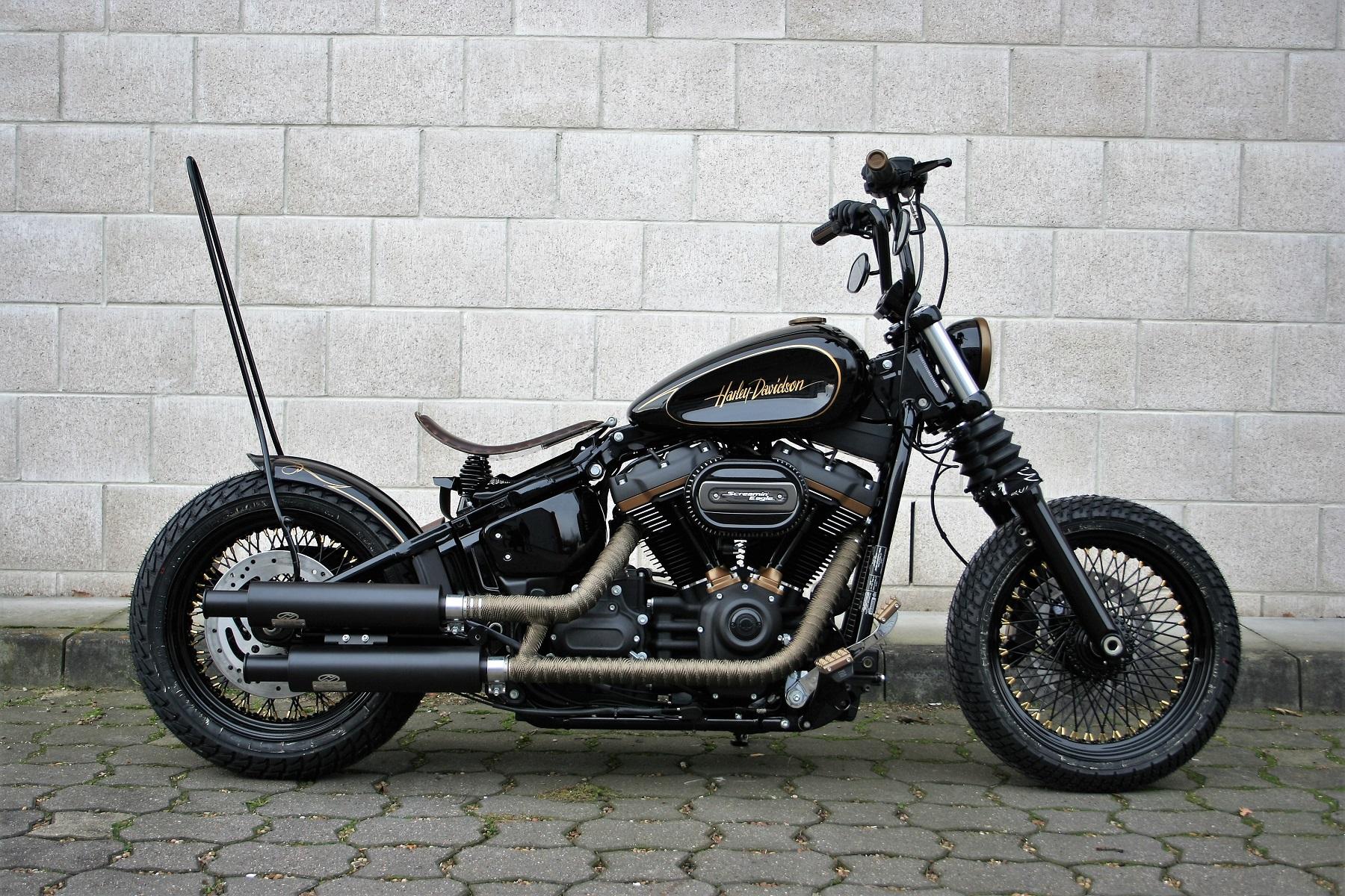 Harley Davidson Hamburg