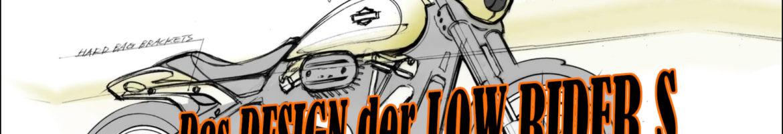 Design der Low Rider S Motorrad Hamburg Nord Hamburg Süd